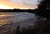 Big river (Cumberland Patriot) Tags: egremont cumbria river ehen burst banks bank flood cumberland cumbrian landscape vista view town weir water stone bridge