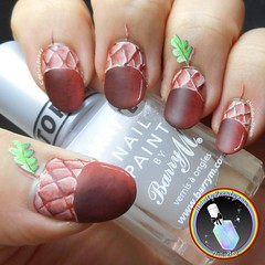 Nutty Nail Art! (ithinitybeauty) Tags: nuts nutty seasonal fall autumn nature food foodie cute acrylic paint painting freehand nails nail art artist manicure beauty beautyblogger blog blogger style fashion nailart nails2inspire inspiration nailsoftheday notd nailswag polish varnish british creative foodporn artistic artwork crazy