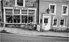 Barnard Castle . (wayman2011) Tags: lightroomfujifilmx100 wayman2011 bw mono town markettowns cafes street rural pennines dales teesdale barnardcastle countydurham uk