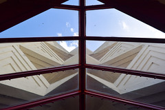 Annie Pfeiffer Chapel (kwschaff) Tags: frank lloyd wright flw architecture florida southern college lakeland annie pfeiffer chapel steel concrete