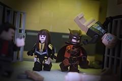 Jailbreak ! (iamJerryPerry) Tags: lego watchmen pariscustom dc dccomics jerrykritphiwat toy watch niteowl
