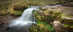 waterfall (mak_9000) Tags: slowshutter breconbeacons wales