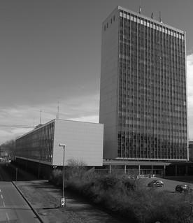 high-rise in Karlsruhe