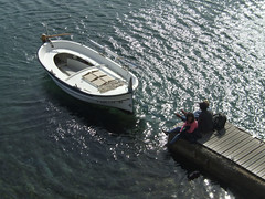 DSCF23131 (L.la) Tags: espagne catalogne cadaques espana e900 fuji fujifilm finrpix water mer sea barques boat bateau méditerranée laurentlopez lla voyage travel