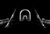 Bridge Lights.jpg (___INFINITY___) Tags: 6d aberdeen bw godoxad360 wellingtonsuspensionbridge architect architecture building canon canon1740f4 darrenwright dazza1040 eos fineart flash infinity light lightpainting night scotland strobist metal
