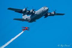 Hercules and Lucas – I (Roy Prasad) Tags: fleet sanfrancisco fleetweek prasad royprasad airshow aerobatic plane airplane aircraft flight sony a9 a7r a7rm2 water bay