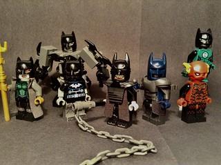 The Dark Knights Metal