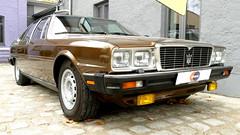 Maserati Quattroporte (vwcorrado89) Tags: maserati quattroporte berlina brown
