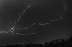 Thunder & Lightning (Klaus Ficker thanks for + 3M views, slowing down) Tags: lighting lightningstrikes thunder thunderstorm storm sturm gewitter weather wetter weatherinkentucky kentuckyphotography klausficker usa canon eos5dmarkii