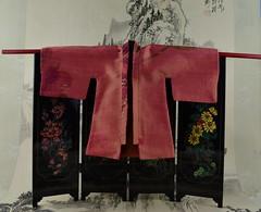 Kenshin's Kimono is ready... (Dolldiva67) Tags: fashionroyalty integritytoys homme rurounikenshin kenshinhimura kenshinhimuradoll haori dogi dollclothing japaneseclothes kimono
