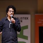 Casper Sikkema bij het Festival van de Journalistiek 2017 thumbnail