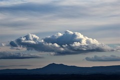 I live under your cloud (Milan Korenev) Tags: cloud cloudscape sky blue grey horizon mountain storm weather nature panoramic landscape rural
