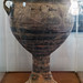 Late Geometric krater from Mantineia