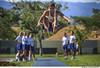 TFM (Força Aérea Brasileira - Página Oficial) Tags: brazilianairforce forcaaereabrasileira fab fotobrunobatista 2017 eear escoladeespecialistasdeaeronautica guaratingueta alunos especialistas saltoemdistancia salto atletismo atletas esporte pistadeatletismo