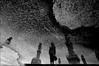 F_47A1665-BW-2-Canon 5DIII-Canon 16-35mm-May Lee 廖藹淳 (May-margy) Tags: maymargy 夢迴bw 黑白 人像 水灘 倒影 清真寺 模糊 散景 街拍 streetviewphotography 線條造型與光影 linesformandlightandshadow 天馬行空鏡頭的異想世界 mylensandmyimagination 心象意象與影像 naturalcoincidencethrumylens 幾何線條 humaningeometry 沙巴 馬來西亞 f47a1665bw2 portrait puddle mosque reflection bokeh sabah malaysia canon5diii canon1635mm maylee廖藹淳 masjidbandarayakotakinabalu 心象攝影 心象