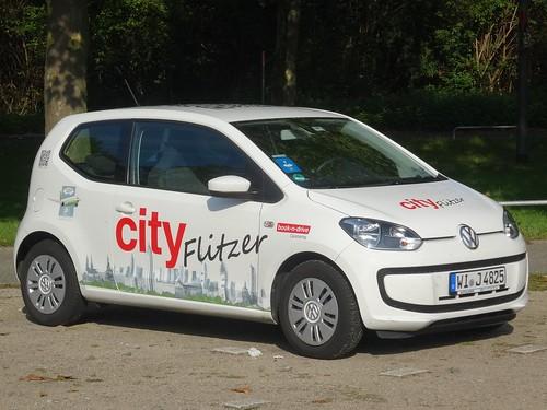 """Volkswagen Up! """"CityFlitzer"""""""