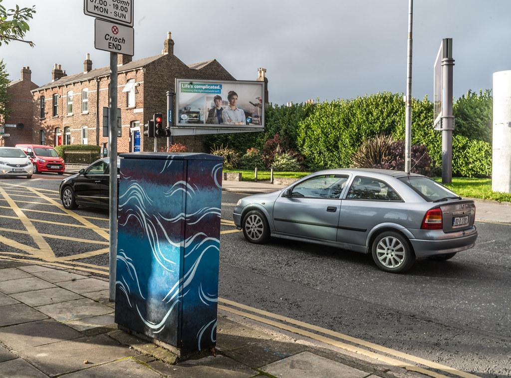 PAINT A BOX STREET ART ON BERKELEY ROAD IN DUBLIN [DUBLIN CANVAS PROGRAMME 2017]-132985