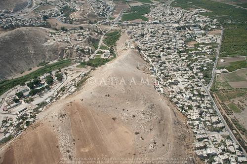 Mintar; Shunah esh-Shemali North; Tell esh-Shuna ash-Shamalia South