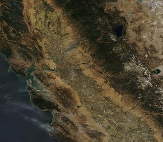 California in the Fall