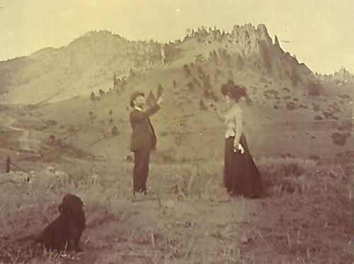 Photo - Sunshine Canyon and Mount Sanitas