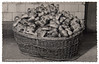 Bread basket from Fagagna 1950's (spadon75) Tags: fagagna italiaitalienitaly friuliveneziagiulia realphotopostcard