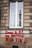 "#Manif10octobre #Nantes #GameOfTags: ""Comme le 21 une surprise à la fin :) "" (ValK.) Tags: gameoftags loitravailxxl pjlterrorisme loitravail cabanedupeuple etatdurgencepermanant maisondupeuple nantes politique valk demonstration fonctionpublique graff graffiti greve intersyndicale manifestationunitaire social tag france fr"