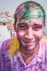 Varanasi - Holi Colour Festival-10