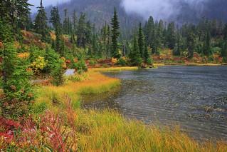 North Cascades Autumn, II