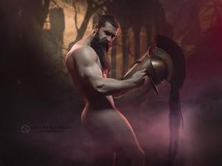 Sparta 300... male nude