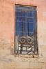 Italy - Lecce, old brothel window (dario lorenzetti) Tags: italy lecce old brothel window