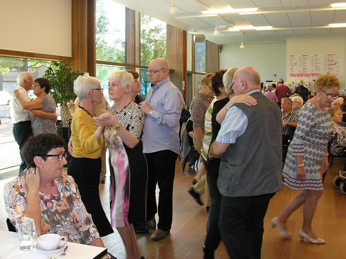 Dansnamiddag met Helmuts Keybord show - © Antheunis Jacqueline