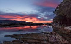 Dawn at Malabar Rock Pool    Long Bay (David Marriott - Sydney) Tags: malabar newsouthwales australia au rock pool ocean dawn sunrise cloud cokin sydney nsw