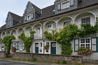 Essen, Stadtteil Margarethenhöhe, Ruhrgebiet