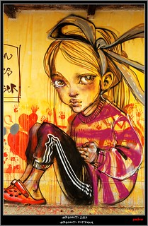 Graffiti Characters from Herakut