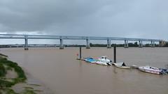 PONTS ROUTIERS (marsupilami92) Tags: frankreich france sudouest nouvelleaquitaine gironde 33 aquitaine cubzaclesponts pont bateau dordogne fleuve