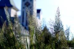 170919-070 Abbaye St-Benoît-du-Lac (clamato39) Tags: abbaye religieux religion estrie provincedequébec québec canada bâtiment building cloître ciel sky