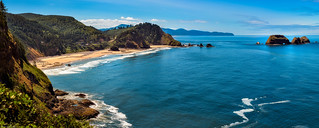 Short Beach, Oregon