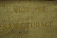 Paris (mademoisellelapiquante) Tags: museedulouvre louvre arthistory art paris france wingedvictory victory sculpture statue