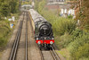 Royal Scot no.46100 'Royal Scot' (alts1985) Tags: royal scot no46100 icons steam belmond surrey hills pullman british main line train st johns way chertsey 230917