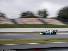 2017 Grand Prix de France Historique: Chevron B42 (8w6thgear) Tags: 2017 grandprixdefrancehistorique magnycours chevron b42 formula2 f2