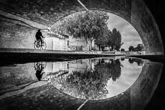 Eye (Mustafa Selcuk) Tags: reflection reflections blackandwhite bnw bw bwphotography siyahbeyaz monochromatic monochrome noiretblanc noirblanc street streetshooter streetphotography streetphotographer fujifilm xpro2 paris parisienne france