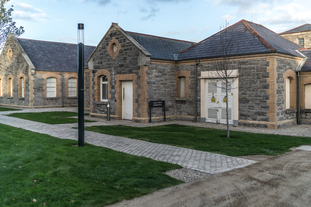 VISIT TO THE DIT CAMPUS AND THE GRANGEGORMAN QUARTER [5 OCTOBER 2017]-133149