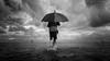 NEM 2017 (kevinkishore) Tags: marina chennai beach marinabeach city umbrella clouds cloudscape cloudy cloudporn landscape water play kids children fun monsoon northeast madras light