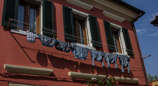 Blue Jeans, Burano