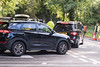 Road closures by Essex County Council for Mission Impossible filming at Thondon Park causes traffic issues (Ian Davidson photographer Protected by PIXSY www.p) Tags: brentwood missionimpossible tomcruise essex thorndonpark essexcountycouncil