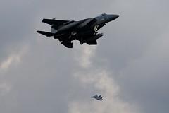DSC_9242 (sauliusjulius) Tags: 840019 mcdonnell douglas f15c eagle usaf united states air force cn 929c322 860164 f15c42mc f15 1011c392 ae1ccc us bap baltic policing quick reaction alert qra lithuania siauliai sqq eysa