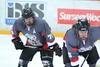 #15 Thomas HÜGLI in action (kirusgamewornjerseys) Tags: ehc vogelsang bulls thomas hügli eishockey game worn jersey