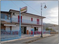 Bar Cuore (/RealityScanner/) Tags: italien italy cilento santamaria town kleinstadt travel reise autumn herbst mediterranean panasonic lumix gx80