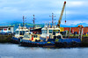 Scotland Greenock docks tugs docked 2 August 2017 by Anne MacKay (Anne MacKay images of interest & wonder) Tags: scotland greenock docks tugs docked sea boats xs1 2 august 2017 picture by anne mackay