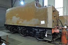 Tender (mike_j's photos) Tags: nymr steam gala september northyorkshiremoors railway 44806 tender black5